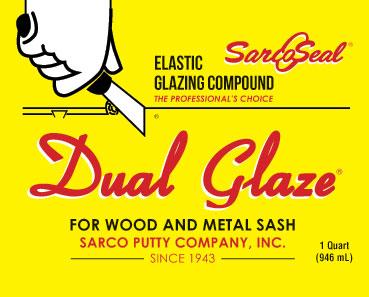 Sarco Dual Glaze Putty